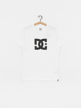 DC Star 3 T-shirt (snow white/black)