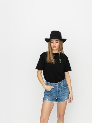 Femi Stories Manuel T-shirt Wmn (blk)