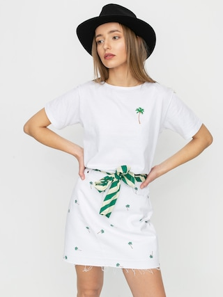 Femi Stories Manuel T-shirt Wmn (wht)