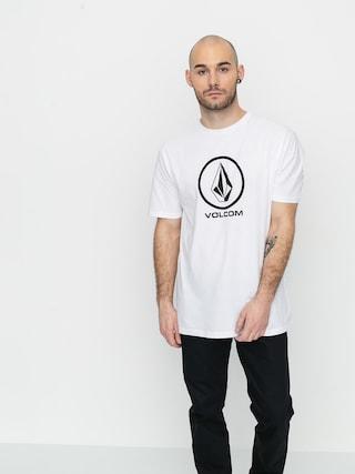 Volcom Crisp Stone Bsc T-shirt (white)