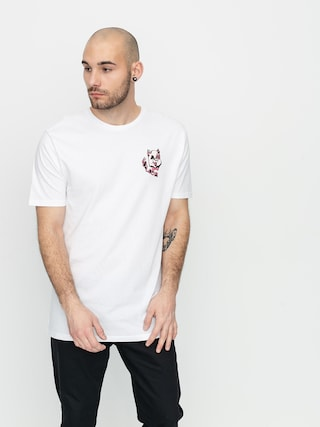 Volcom Wiggly Bsc T-shirt (white)