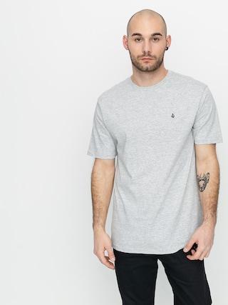 Volcom Stone Blanks Bsc T-shirt (heather grey)