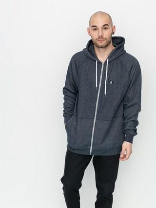 Volcom Timesoft Zip Sweatshirt (blue black)
