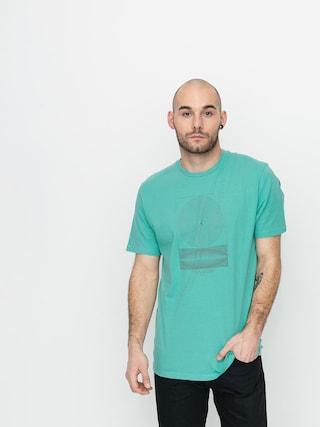 Volcom Gravitas Ltw T-shirt (mysto green)