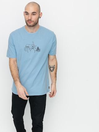 Volcom S. Zubizarreta Fa T-shirt (mysto green)