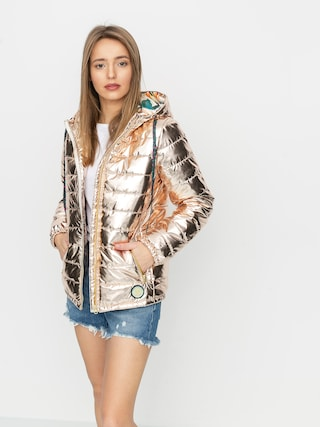 Femi Stories Franta Jacket Wmn (gld)
