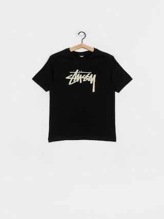 Stussy Stock T-shirt Wmn (black)