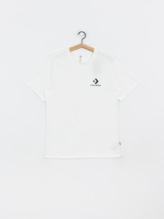 Converse Left Chest Star T-shirt (optical white)