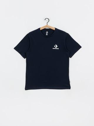 Converse Left Chest Star T-shirt (dark navy)