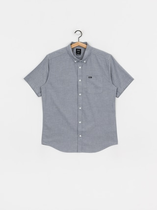 RVCA Thatll Do Stretch Shirt (distant blue)