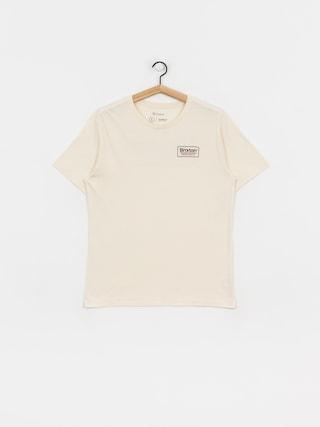 Brixton Palmer Prem T-shirt (dove)