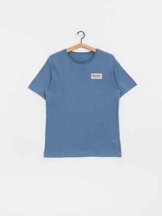 Brixton Palmer Prem T-shirt (slate blue)