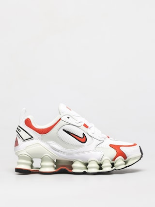 Nike Shox Tl Nova Shoes Wmn (white/team orange spruce aura black)