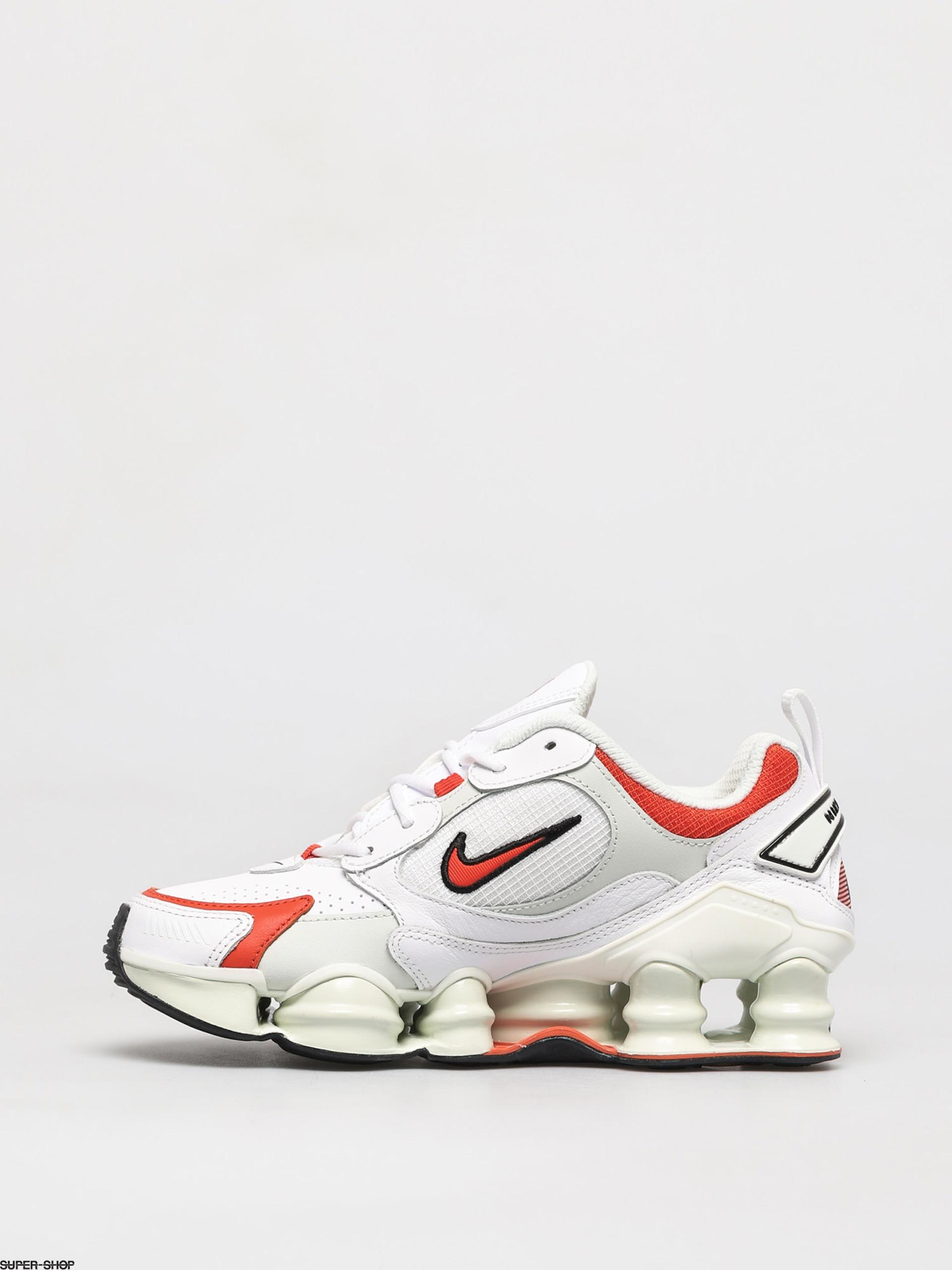 Nike Shox Tl Nova Shoes Wmn (white/team