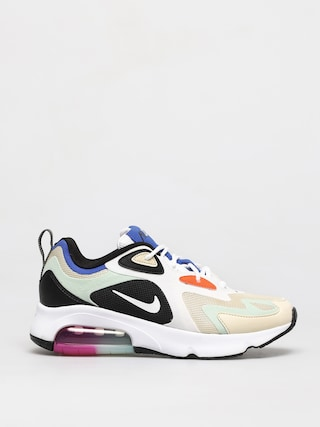 Nike Air Max 200 Shoes Wmn (fossil/white black pistachio frost)