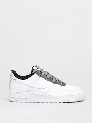 Nike Air Force 1 07 Lv8 Shoes (white/white cool grey pure platinum)