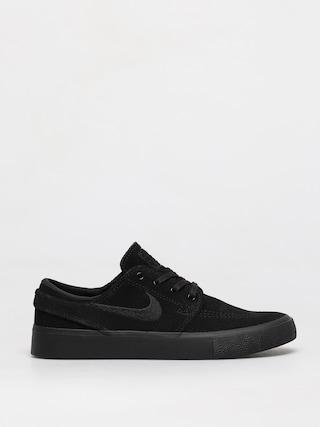 Nike SB Sb Zoom Janoski Slip Rm Shoes (black/black black black)