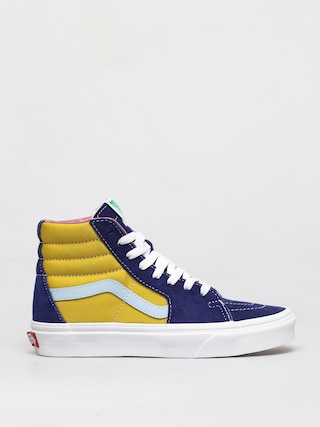 Vans Sk8 Hi Shoes (sunshine mult)