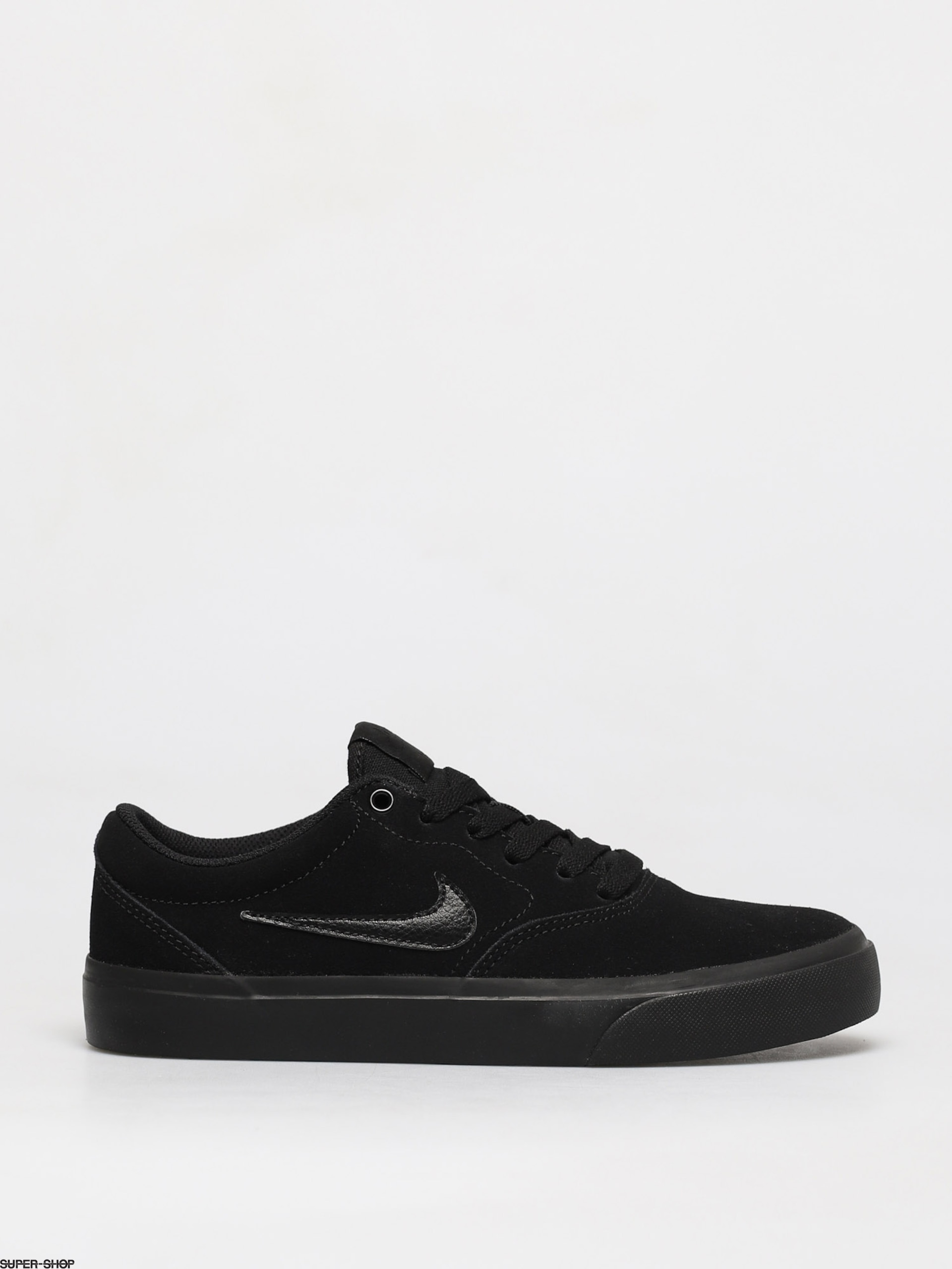 Nike SB Charge Suede Gs Shoes (black