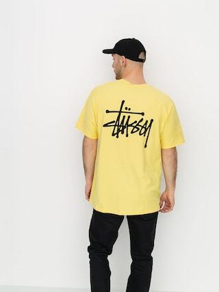Stussy Basic T-shirt (yellow)