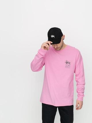 Stussy Big & Meaty Longsleeve (pink)
