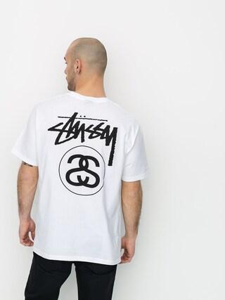 Stussy Stock Link T-shirt (white)