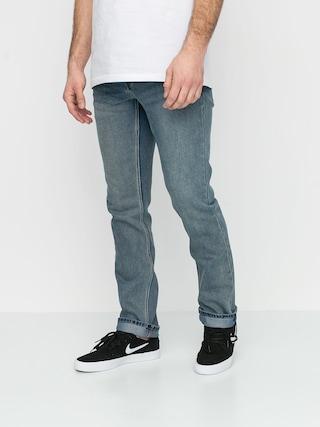 Volcom Vorta Denim Pants (medium dirty blue)