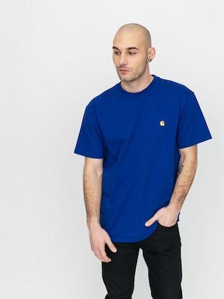 Carhartt WIP Chase T-shirt (submarine/gold)