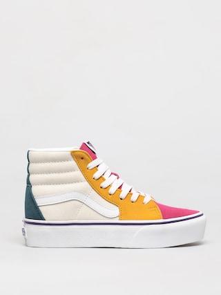 Vans Sk8 Hi Platform 2 Shoes (mini co)