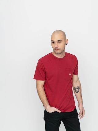 Brixton Gate III Pkt T-shirt (lava red)