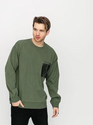 Carhartt WIP Military Mesh Pocket Sweatshirt (dollar green)