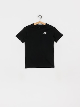 Nike Emb Futura JR T-shirt (black/white)