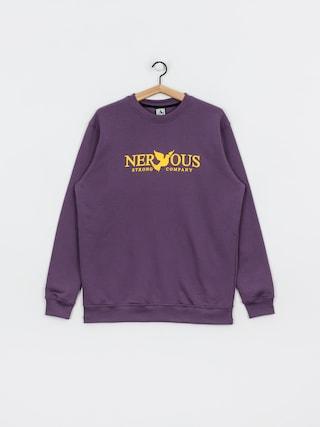 Nervous Classic Sweatshirt (grape)