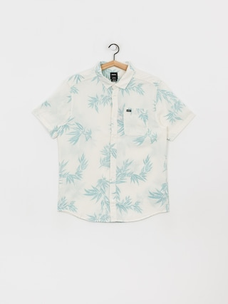 RVCA Richmond Shirt (silver bleach)