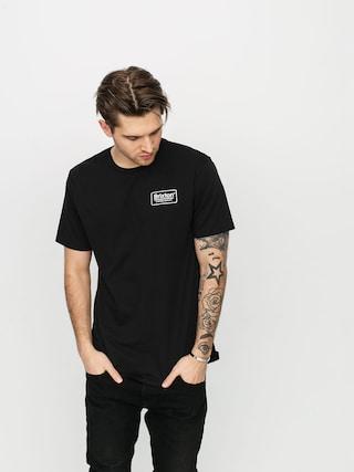 Brixton Palmer Prem T-shirt (black/white)