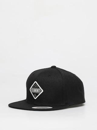 Element Trekker ZD Cap (black)