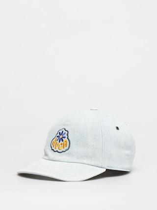 RVCA Staple Dad Hat Cap (denim)