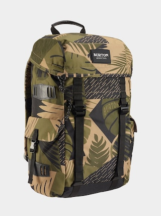 Burton Annex Backpack (martini olive woodcut palm)