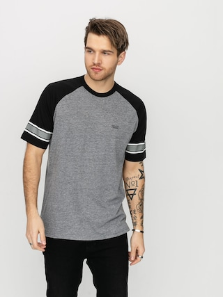 Brixton Stith II T-shirt (heather grey/black)