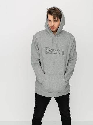 Brixton Gate II HD Hoodie (heather grey)