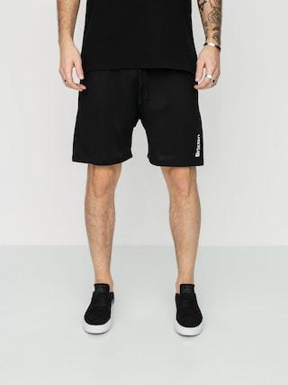 Brixton Gate Elastic Wb Shorts (black/white)