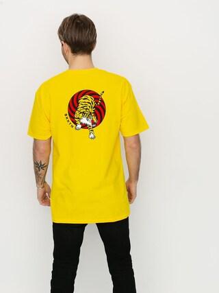 Brixton Bandit Stt T-shirt (yellow)