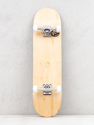 Minilogo Birch 13 Skateboard (chevron stamp natural)