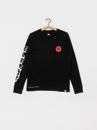 Element Florian Longsleeve (flint black)