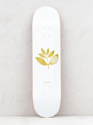 Magenta Team Wood Deck (lemon green)