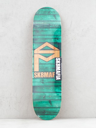 Sk8Mafia House Logo Wood Deck (multi)