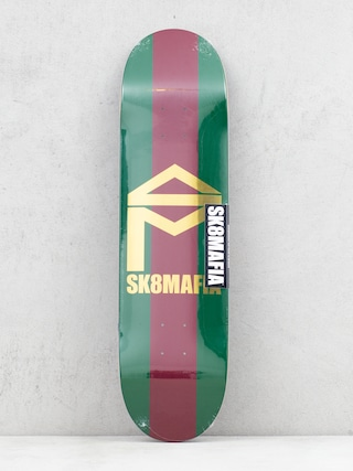 Sk8Mafia House Logo Deck (gg)