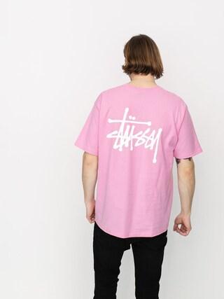Stussy Basic T-shirt (pink)