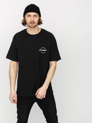 Stussy City Circle T-shirt (black)