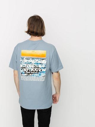 Stussy Clear Day T-shirt (slate)